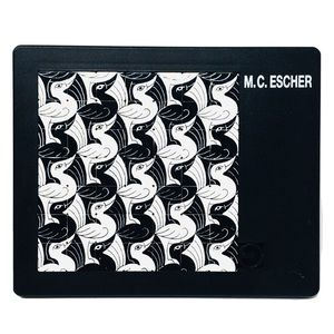 MC ESCHER Sliding BIRDS Tile Puzzle Germany
